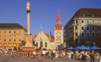 Münchens Geschichte in Gschichterln