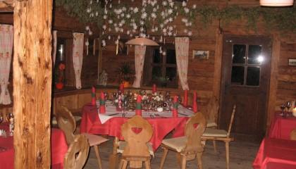 """Weihnachtsfeier """"Pikku Joulu"""" in einem urgemütlichen Bauernhof"""
