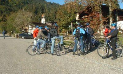 """""""Tour de Starnberg"""" – BikerRafting am Starnberger See"""