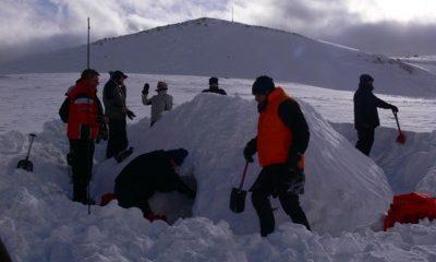 Outdoor Team Events im Winter