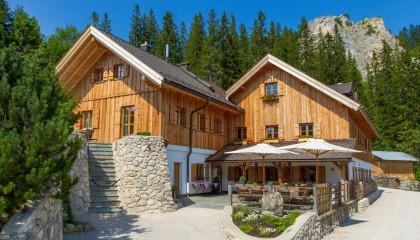 Tagung in einer Luxusalm in 1.600 Meter über Garmisch Partenkirchen