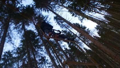 Outdoor Challenges am Tegernsee