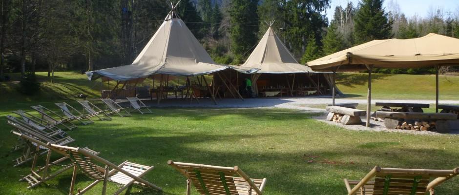 Traumhafte Location im Naturschutzgebiet