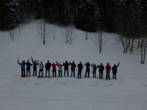 Biathlon Firmen Cup begeistert