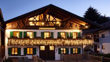 Tagung in der Zugspitzregion –  in einem 350 Jahre alten Werdenfelser Bauernhaus